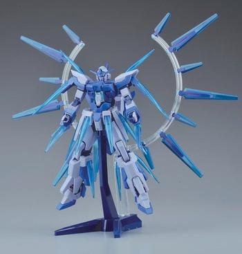 HG 1/144 ガンダムAGE-FXバースト プラモデル
