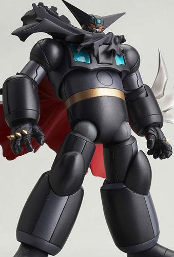 リボルテック No.035 OVA版 ブラックゲッター