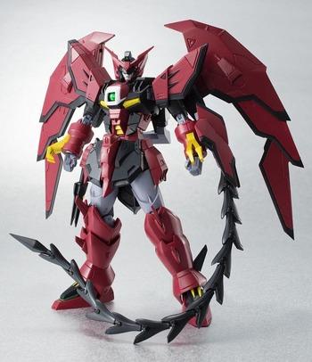 ROBOT魂 -ロボット魂-〈SIDE MS〉 ガンダムエピオン