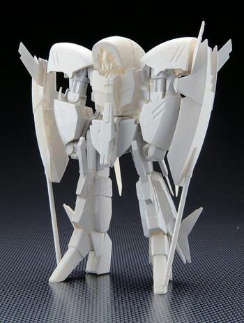 HGUC 1/144 RAS-96 アンクシャ プラモデル