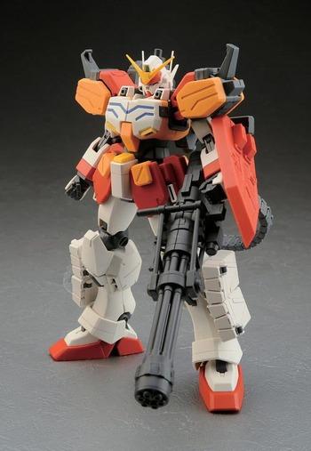 MG 1/100 ガンダムヘビーアームズ EW プラモデル