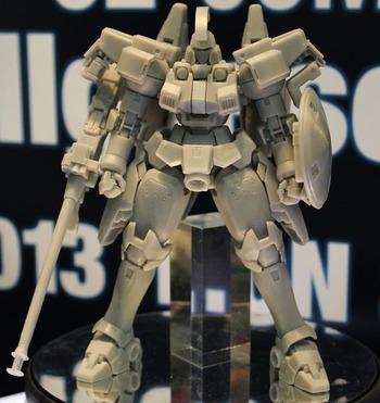 MG 1/100 トールギスI EW プラモデル