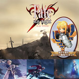 PS2 Fate/stay night [Realta Nua] extra edition 01
