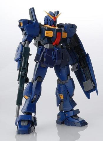 RG 1/144 RX-178 ガンダムMk-II(ティターンズ仕様)