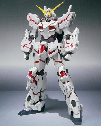 ROBOT魂 ユニコーンガンダム(デストロイモード) フルアクションver.
