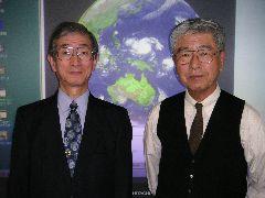 2004世界気象カレンダー