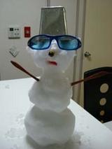 雪だるま海外