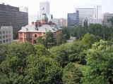 道庁赤レンガ・前庭