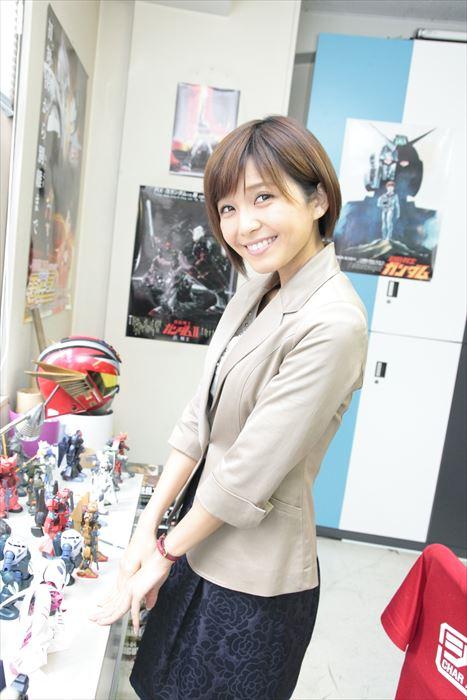 宇野実彩子(AAA) 「東京トイボックス」スペシャル写真館32