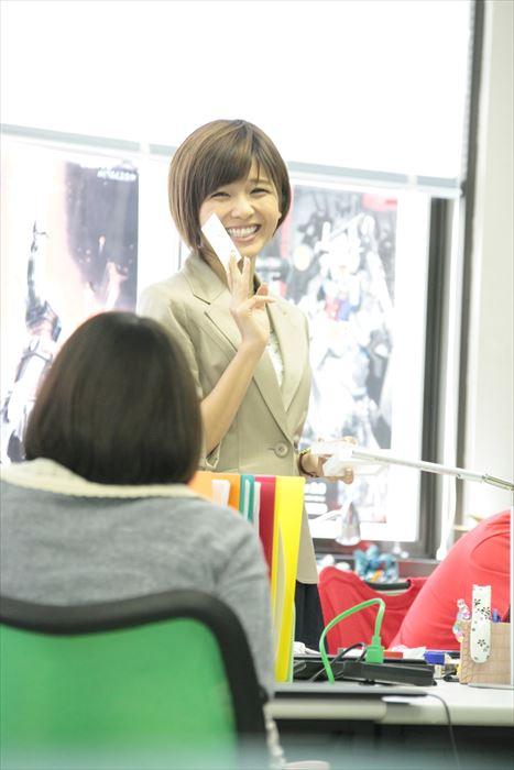 宇野実彩子(AAA) 「東京トイボックス」スペシャル写真館11