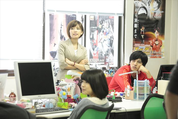 宇野実彩子(AAA) 「東京トイボックス」スペシャル写真館30