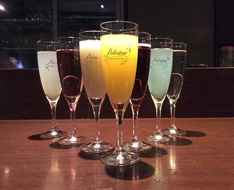 スパークリングワイン7種