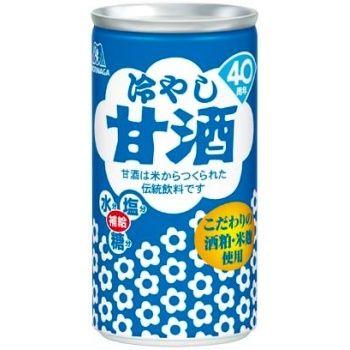 江戸時代からの夏バテ対策飲料! 「冷やし甘酒」で水分・糖分・塩分を補給しよう♪