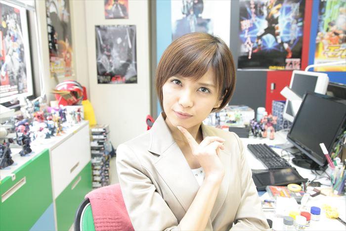宇野実彩子(AAA) 「東京トイボックス」スペシャル写真館9