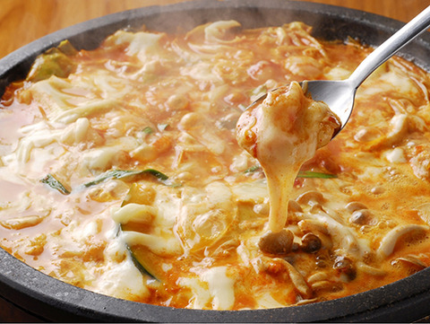 コプチャン鍋