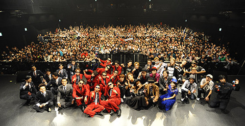 日本初上陸「YouTube FanFest」に、HIKAKIN、WORLD ORDERら、YouTubeで人気クリエイター&アーティストが大集合!