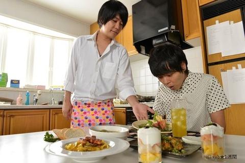 【スペシャル企画】うしろシティ「料理男子と裁縫男子」撮影裏話その2~料理~未公開レシピ公開!