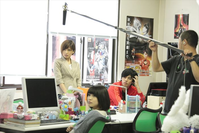 宇野実彩子(AAA) 「東京トイボックス」スペシャル写真館37