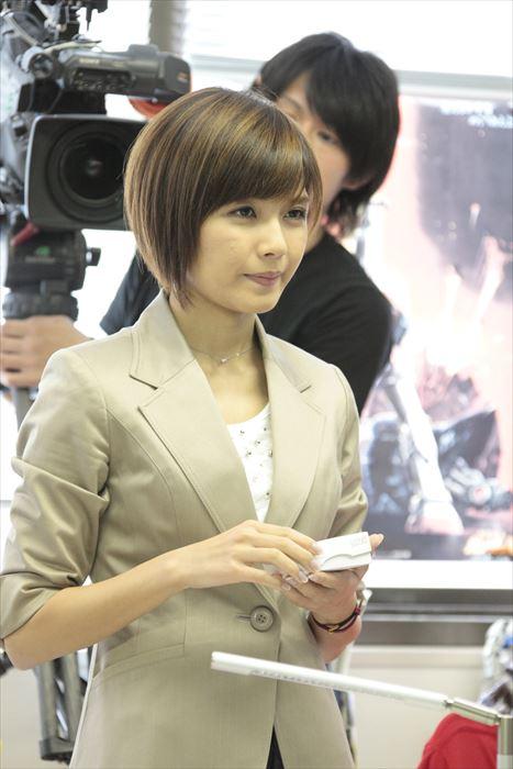 宇野実彩子(AAA) 「東京トイボックス」スペシャル写真館5