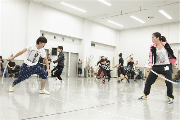 【毎日更新】堀井新太(D☆DATE) 4週連続で登場! 「巴御前」舞台稽古スペシャル写真館29