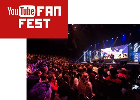 アジア各国で人気を誇るライブイベント「YouTube FanFest」が、ついに日本初上陸!