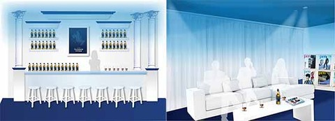 Ginza BRING ON THE STORM BAR by TALISKER STORM
