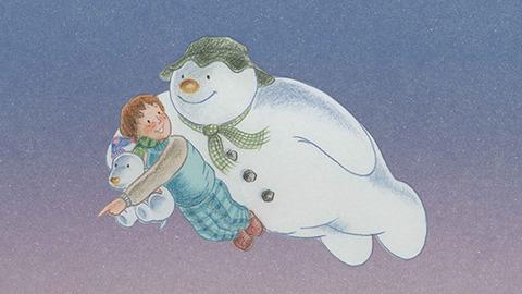 クリスマスに贈りたい★ 時代を越えて愛される『スノーマン』の新作ブルーレイ&DVDがリリース!【プレゼントあり♪】