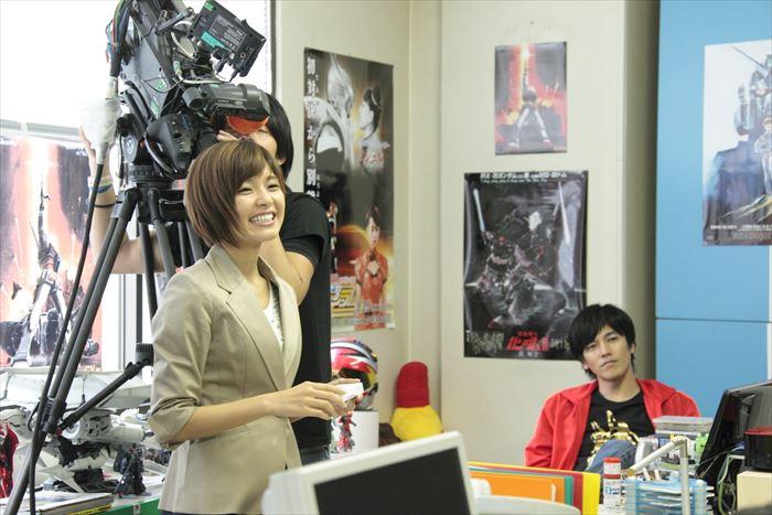 宇野実彩子(AAA) 「東京トイボックス」スペシャル写真館39