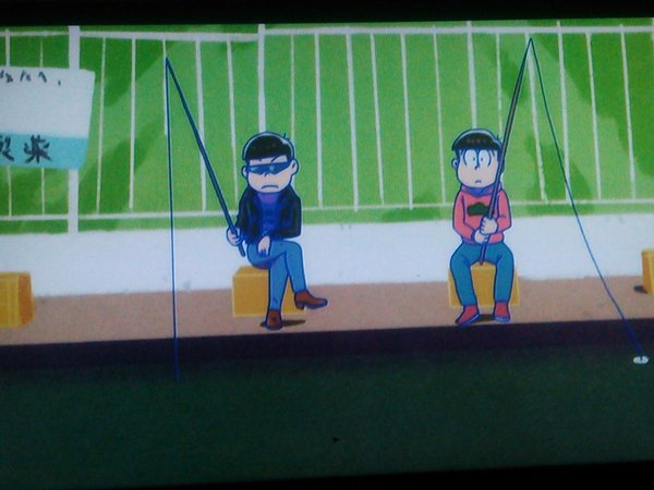 おそ松さん 第10話「イヤミチビ太のレンタル彼女」感想:オチはこち亀みたい