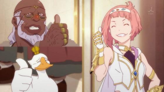 神撃のバハムート VIRGIN SOUL 第16話 感想:ニーナちゃん天使服似合う!陛下なにか企んでそう!