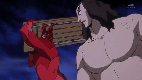 タイガーマスクW 第20話 感想:オーディンさんなんか作戦失敗してただの卑怯者にw
