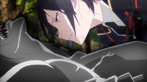 刀剣乱舞-花丸- 第10話 感想:敵に死の宣告するのかっこいい!