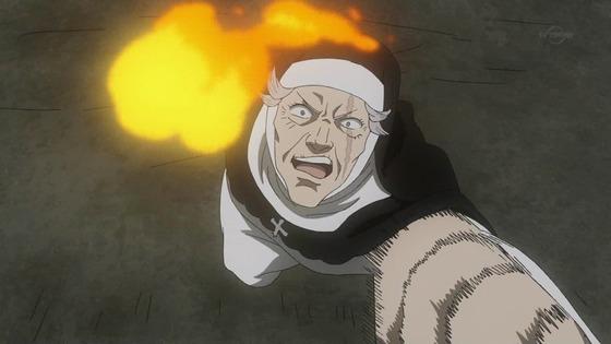 ブラッククローバー 第32話 感想:シスター強いと思えば元魔法騎士団だった!ゴーシュさんが最悪!