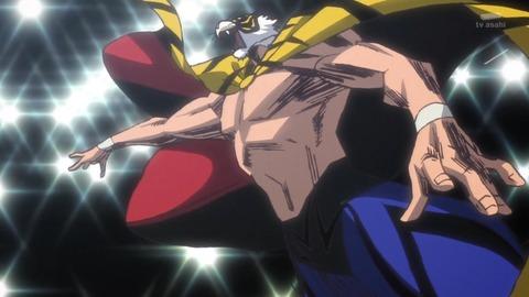 タイガーマスクW 第1話 感想:昭和のアニメみたいな雰囲気でてる!