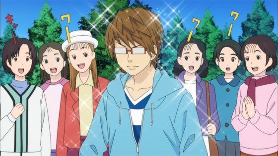 斉木楠雄のΨ難(第2期) 第2話 感想:お父さんへたれを除けば格好いいのでは!