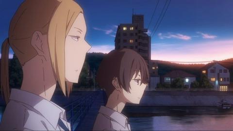 田中くんはいつもけだるげ 第8話「太田くんの受難」感想:日没前だけどマジックアワーみたいで綺麗!