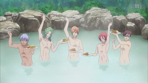 B-PROJECT 第3話「BRILLIANTで行こう☆」感想:温泉ポカポカ状態で食べるカレーは美味しいのだろうか?