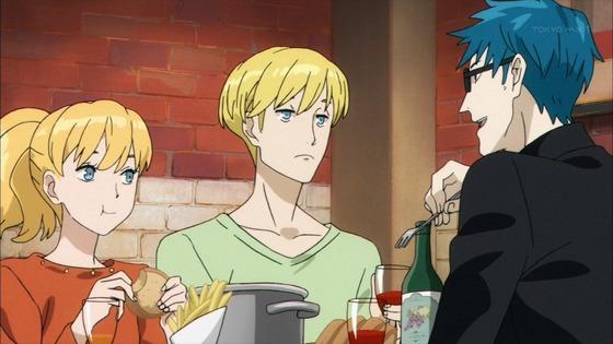 ACCA13区監察課 第5話 感想:ロッタちゃんいつも美味しそうに食べててかわいい!