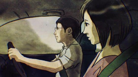 闇芝居(第6期) 第4話 感想:指輪を失う災難の身代わりに万年筆より大切な義母が消えたってことね!