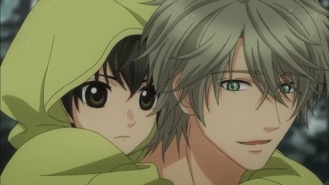 SUPER LOVERS 第1話「forest green」感想:外国の人は弟におでこチューするの?