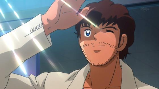 キャプテン翼 第4話 感想:網膜剥離って治らないのかな!オーバヘッドキックしちゃダメじゃん!