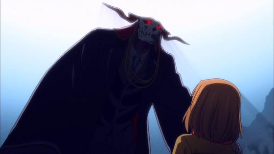魔法使いの嫁 第21話 感想:エリアスさんチセちゃんの為とはいえ外道に落ちてしまった!