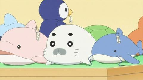 少年アシベ GO!GO!ゴマちゃん 第5話「ドキドキ!水族館!」感想:ぬいぐるみまた売れるでしょうね!