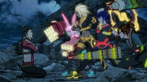 ブブキ・ブランキ 星の巨人 第22話 感想:他のチームがキャラ濃いから東くん目立たない!
