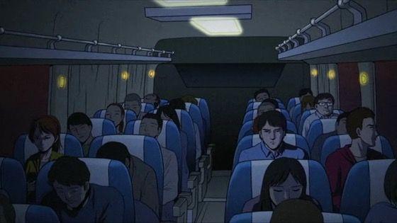 闇芝居(第4期) 第5話 感想:3期なら運転手がクリーチャーなんだろうね!
