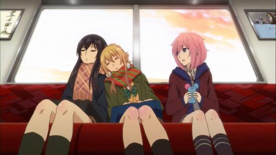 citrus(シトラス) 第9話 感想:寂しそうなまつりちゃんがちょっと可愛そう!