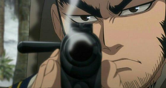 ゴールデンカムイ 第10話 感想:谷垣さんが二瓶の魂を継承!スナイパー対決の駆け引きが格好いい!