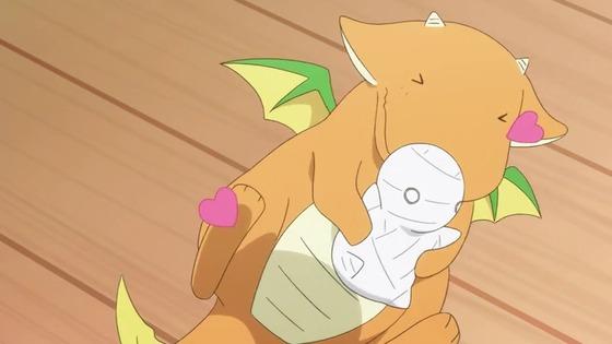 ミイラの飼い方 第5話 感想:ドラゴン成長したら背中乗せてもらえそう!