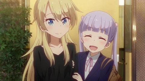 NEW GAME! 第12話(最終回) 感想:青葉ちゃん憧れの八神さんのサインをゲット!オチはねねっちw