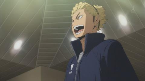 ハイキュー!! 烏野高校VS白鳥沢学園高校 第8話 感想:烏養コーチの鼓舞する言葉が感動的!